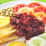 Mutton Chop at Suka Ramai Mama Power
