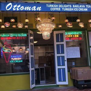 Ottoman Confectionaries at 59 Bussorah Street
